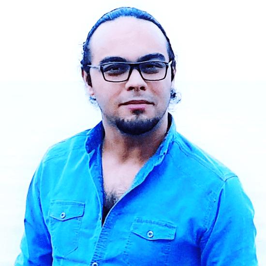 InterContinental Music Awards 2020 winners, zana ebrahimi, portrait