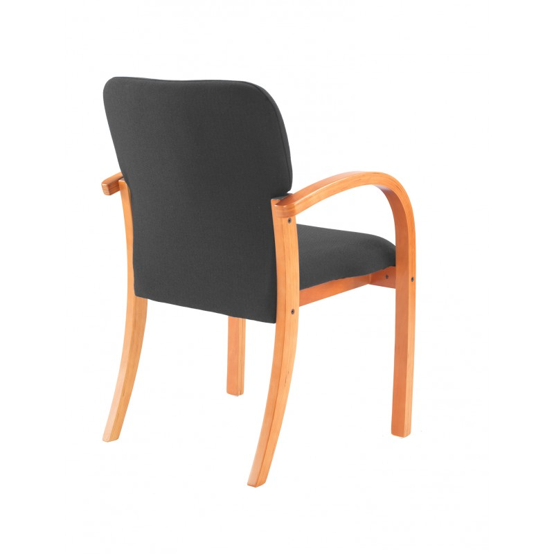 Stackable Constable Side Chair With Arms