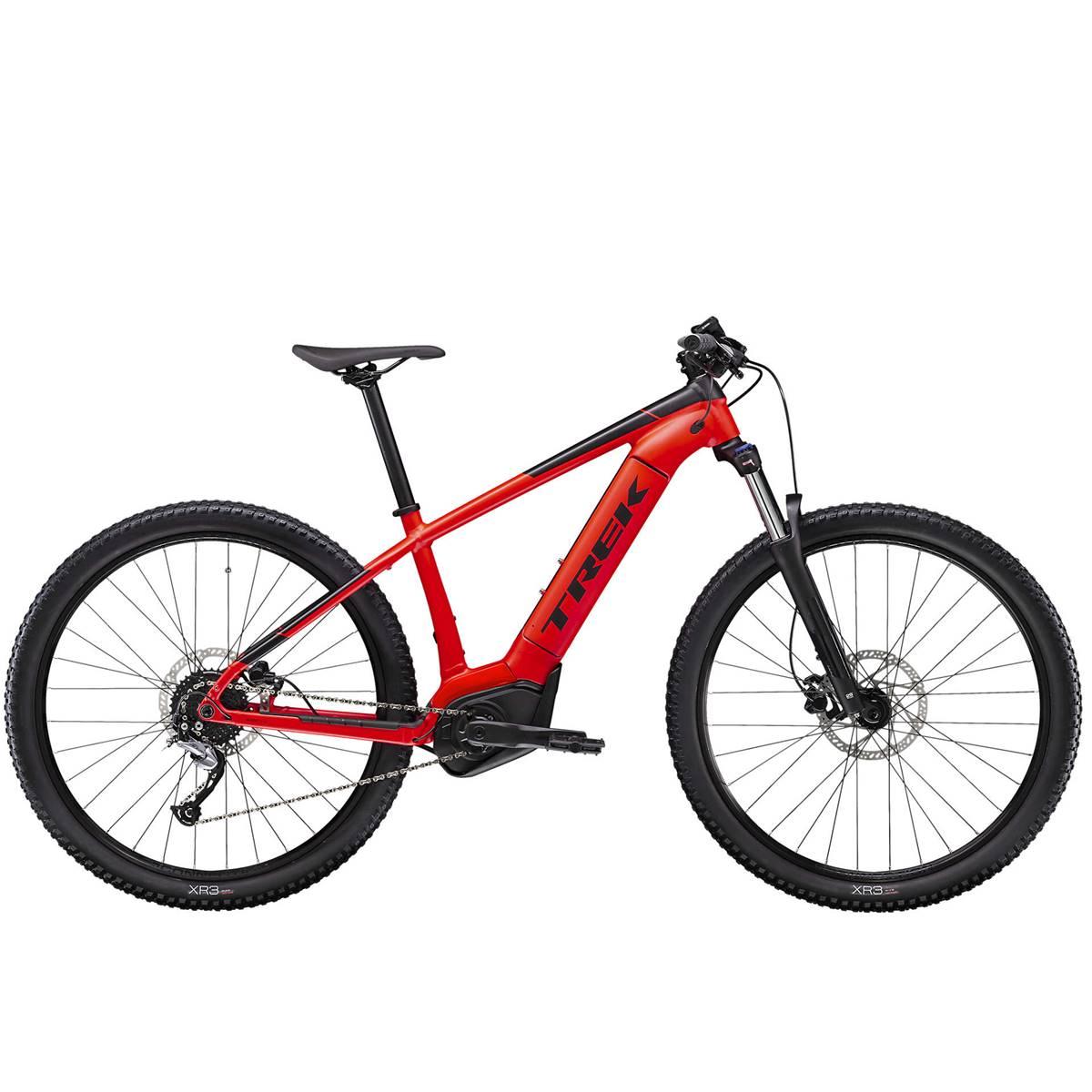 VTT électrique TREK Powerfly 4 Rouge Noir (2020) pas cher