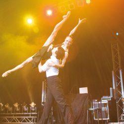 Interdance Tanya und Julio Acevedo