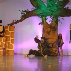 Interdance Peter und der Wolf