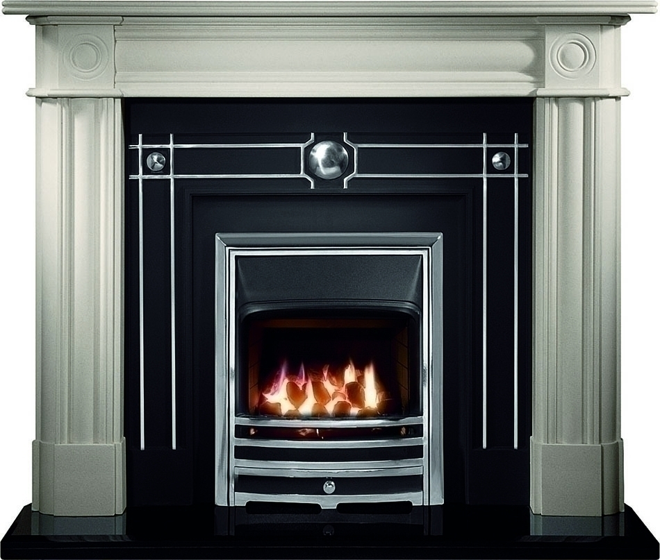 Cast Iron Fireplaces Preston  Interdec Fireplaces Ltd