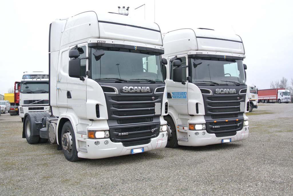 Interdrive trattori stradali Parma  Interdrive