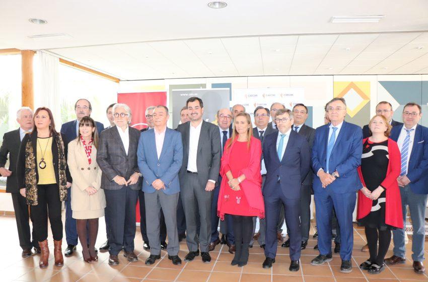 CEV, Foment del Treball y CEOE Aragón se unen para reivindicar infraestructuras estratégicas para sus territorios