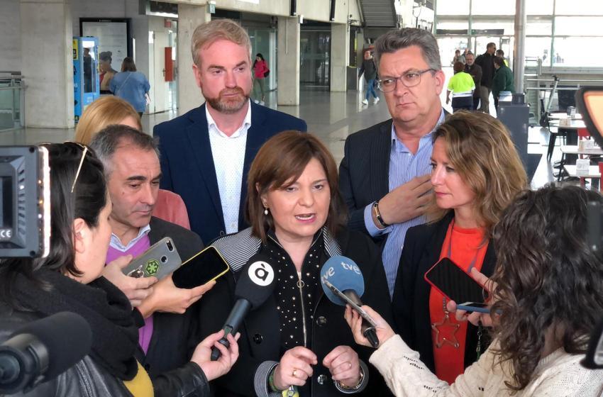 Bonig presenta una Ley de conciliación personal, familiar y laboral y para la eliminación de la brecha salarial en la Comunitat Valenciana
