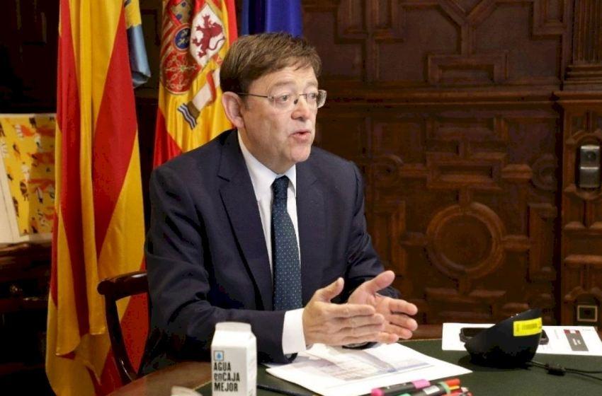 Ximo Puig confía en que se permita la movilidad entre provincias en quince días
