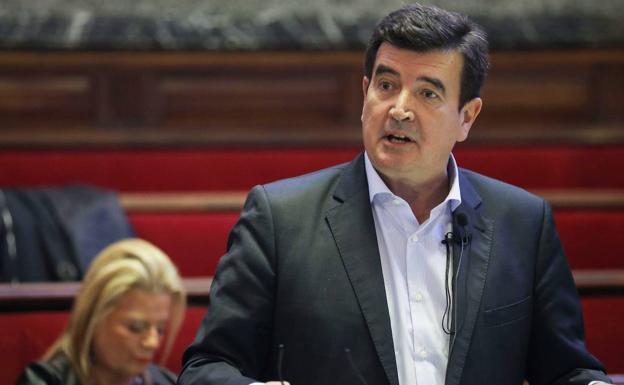 Giner afirma que la inversión en Valencia solo se ha ejecutado un 2% en el primer trimestre de 2021