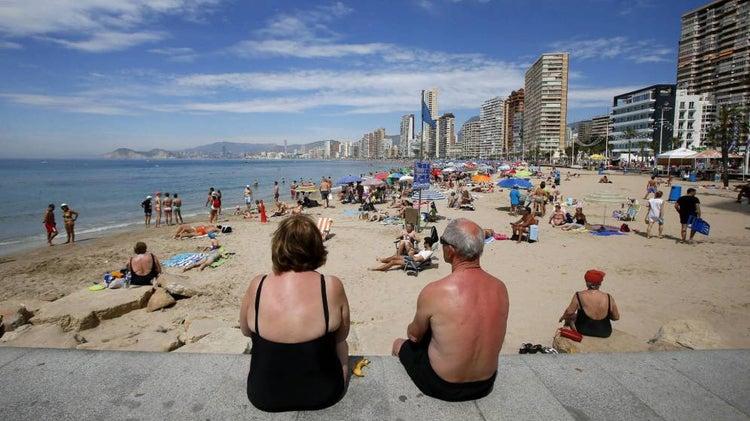 El sector hotelero de la Comunitat registra alrededor de un 70% de ocupación durante la última semana de julio