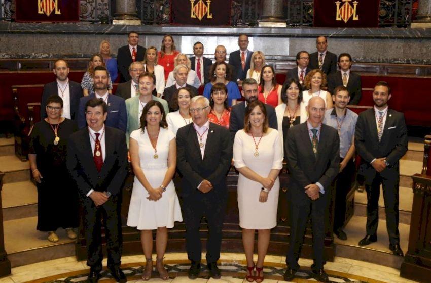 El Ayuntamiento de Valencia se baja el sueldo para contribuir a la lucha contra el coronavirus