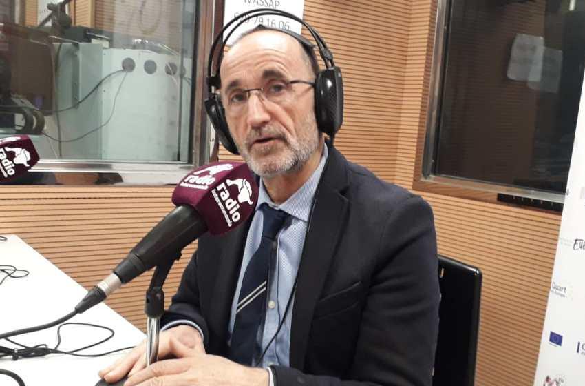 """Bartolomé Nofuentes: """"Europa será fundamental para superar la tensión que la crisis ha generado en la economía"""""""