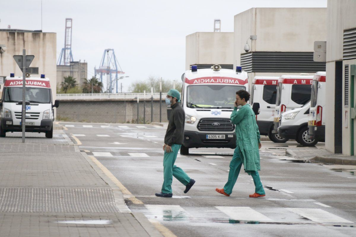 Sanidad registra 168 casos nuevos de coronavirus y 5 fallecidos en la Comunitat Valenciana
