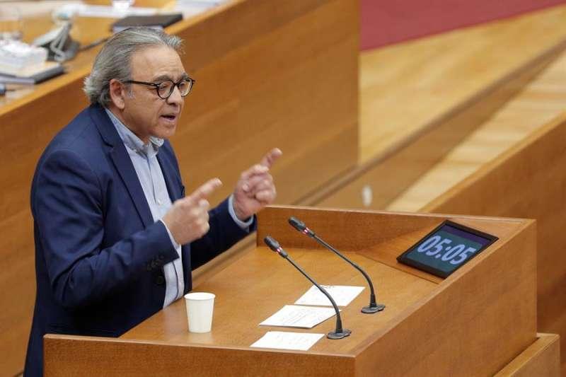 """Mata acusa a Bonig de """"despreciar a las 100.000 familias valencianas que recibirán el IMV"""" y asegura que en el BOE se contemplan """"mecanismos de cogobernanza con el Gobierno"""""""