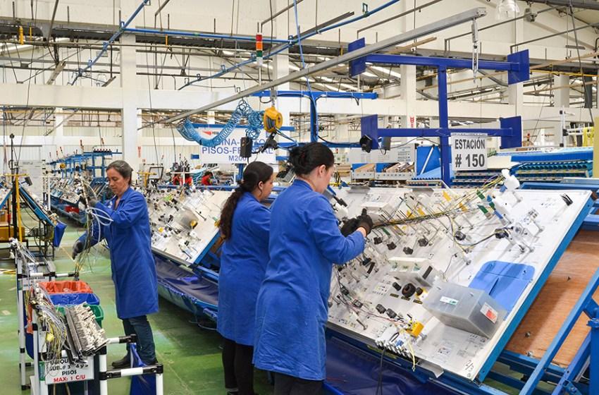 Economía reanuda la convocatoria de ayudas para mejorar la competitividad y sostenibilidad de las pymes industriales