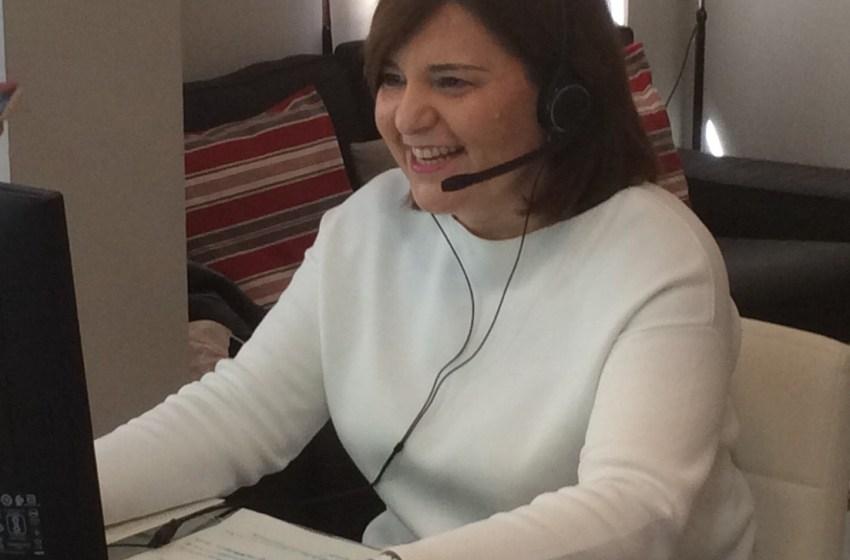 """Isabel Bonig plantea un """"presupuesto de legislatura"""" con medidas concretas para afrontar la crisis"""