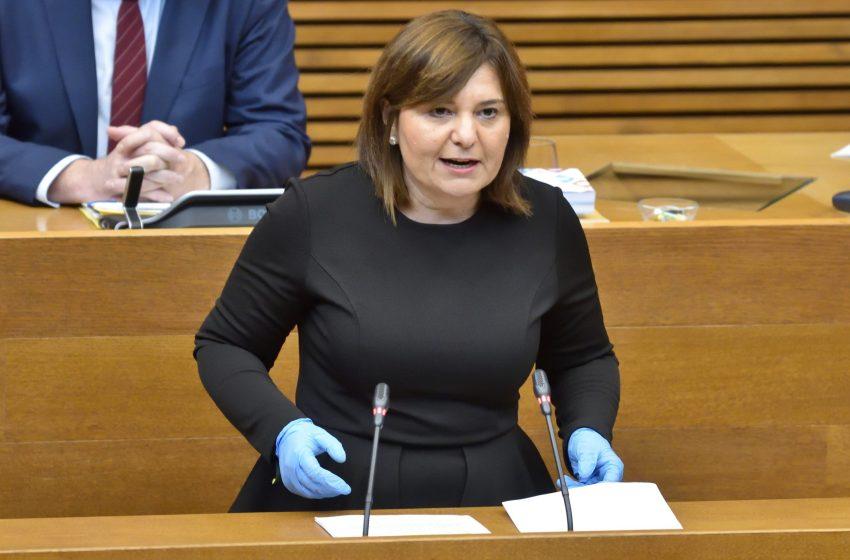 Bonig remite a Puig 10 medidas urgentes de carácter sanitario avaladas por profesionales