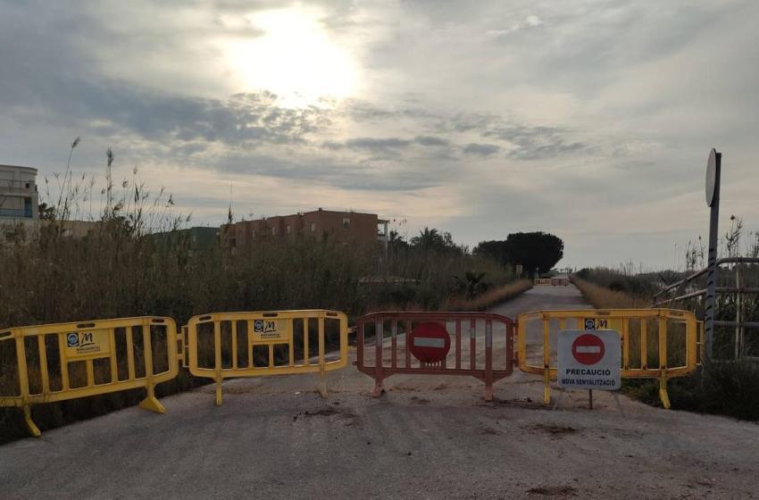 El Grupo Popular en la Diputación denuncia la «persecución» de la delegada del Gobierno a alcaldes del PP que cortaron accesos a la playa