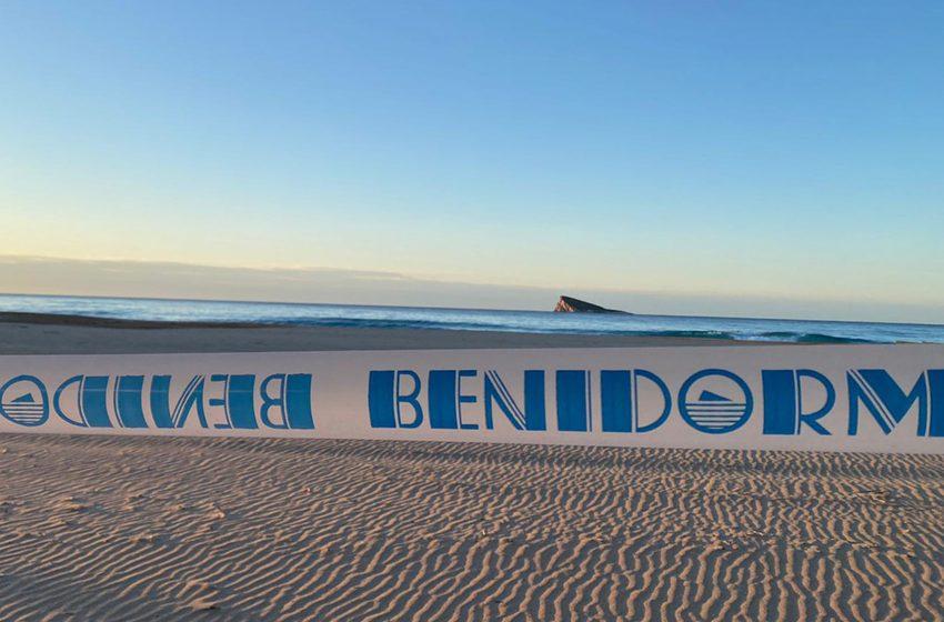 Benidorm reabrirá las playas a mediados de junio, una vez garantizados todos los parámetros de seguridad