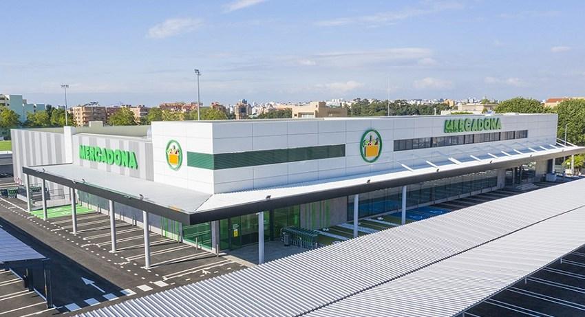 Mercadona ya tiene 12 supermercados en Portugal con las aperturas de Aveiro y Santo Tirso