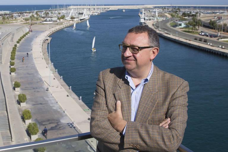 """Vicent Llorens, director de la Marina de Valencia: """"Los que vengan a la Marina deben hacerlo con una gran carga de responsabilidad"""""""