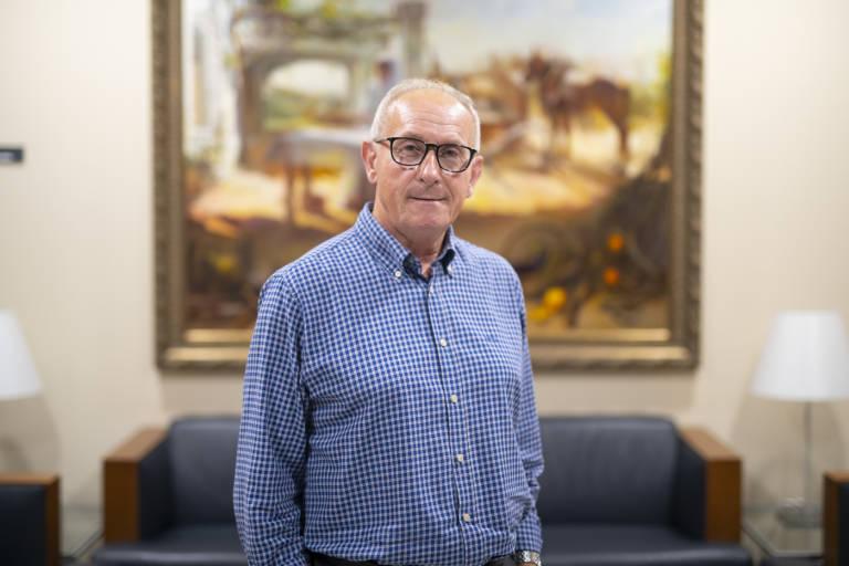 """Cristóbal Aguado, pte de AVA: """"Si el Gobierno no desarrolla el decreto para fijar los costes de producción, los agricultores seguirán indefensos frente a las prácticas abusivas"""""""