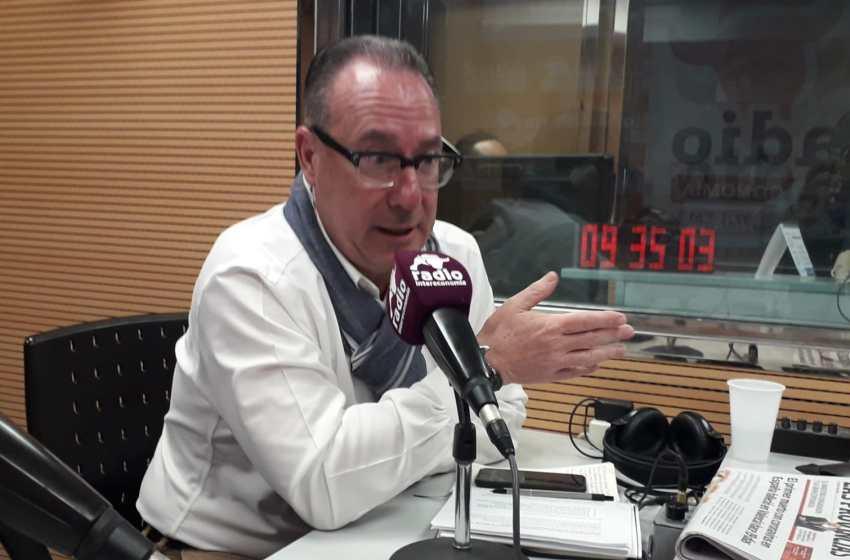 """Juan Vicente Perez, candidato al congreso provincial de Valencia del PP: """"No pretendo un choque de trenes si no un debate consensuado, para devolver el protagonismo a la militancia"""""""