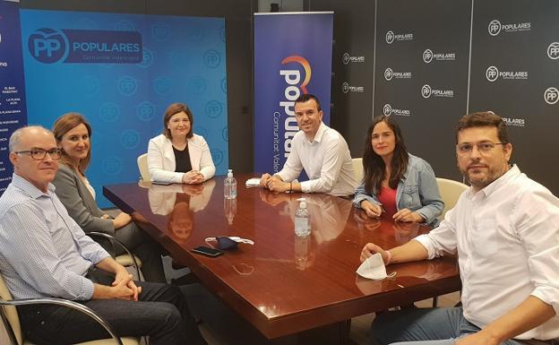 Bonig certifica que Mompó será el nuevo presidente provincial de Valencia en el próximo congreso