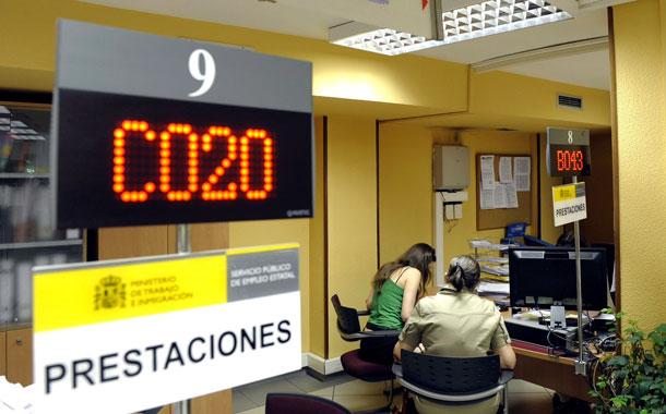 CSIF reclama que las oficinas valencianas del Servicio Estatal de Empleo no abran hasta que quede garantizada la seguridad