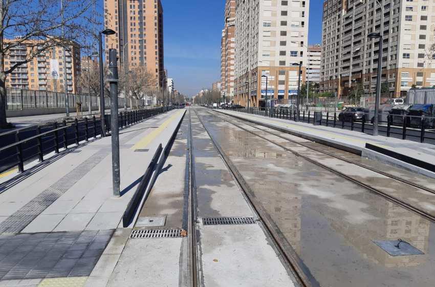 La Generalitat adjudica los trabajos de electrificación de la Línea 10 de Metrovalencia