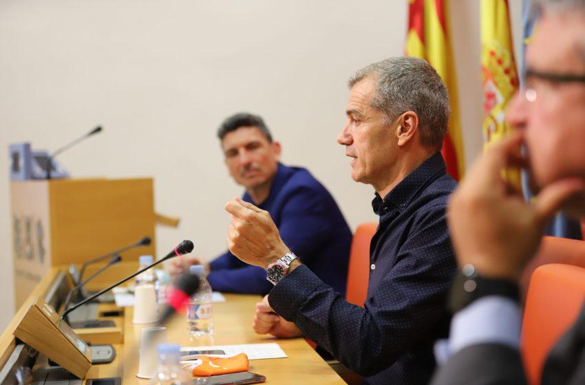 El decálogo de Cs para reconstruir la Comunidad Valenciana pide más inversión para la sanidad y rechaza subir impuestos