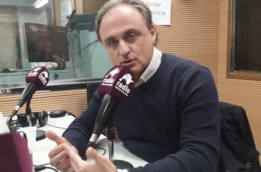 """Justo Pascual en El Intercafé: """"En Valencia se están presentando muchos concursos de acreedores y el real decreto lo que intenta es que no desfallezcan la empresas"""""""