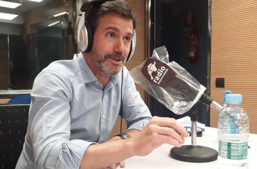 """Rafa Torres en el Intercafé: """"Necesitamos flexibilidad porque los EREs en el pequeño comercio se traducen en el cierre del negocio"""""""