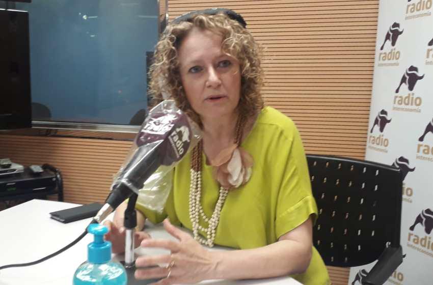 """Amparo Folgado en El Intercafé: """"Se ha producido una descoordinación entre las administraciones locales y los comerciantes y autónomos"""""""