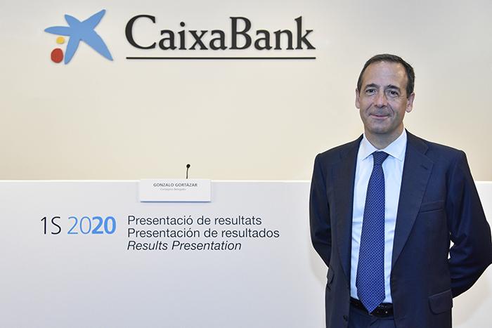 CaixaBank obtiene un beneficio de 205 millones de euros depués de hacer una provisión durante el semestre de 1.155 millones para la COVID-19