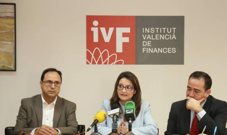 El IVF pone en marcha una línea de financiación para organizaciones sindicales y empresariales de la Comunitat Valenciana dotada con 3,5 millones