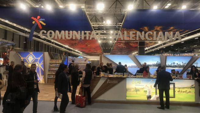 El pabellón de Comunitat Valenciana recibe la visita de 1.400 agentes de viajes en la I Feria Virtual de Turismo nacional 'Vecisa2020 5D'