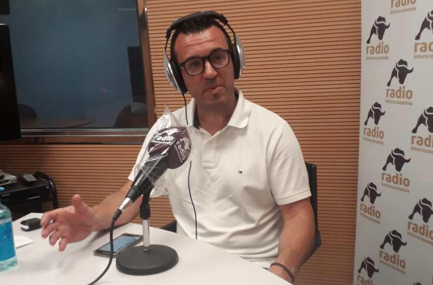 """Vicent Mompó en """"El Intercafé"""": """"En ciudades como Torrent lo extraño es que solo haya dos candidatos"""""""