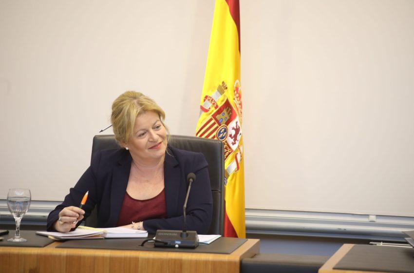 Ana Serna insta a Puig a que exija al Gobierno de España la defensa del trasvase ante los ataques del PSOE de Castilla-La Mancha y de Madrid