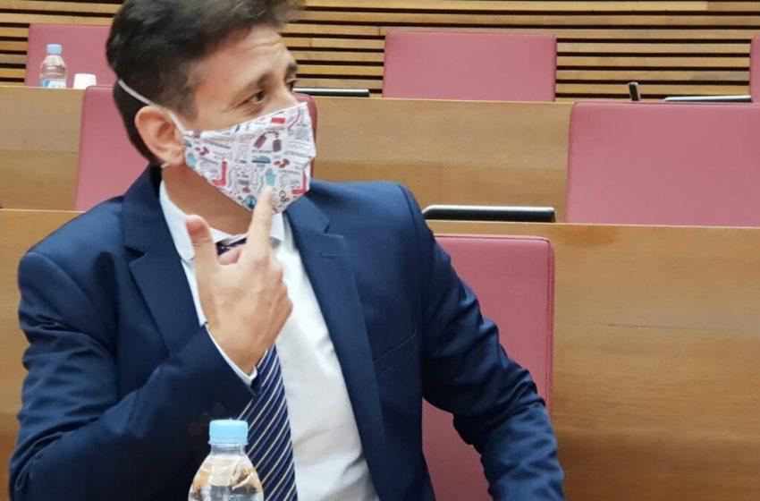 """JJ Zaplana pide a Puig """"que despierte"""" y saque a la Comunitat del último puesto en vacunaciones porque """"nos va la vida en ello"""""""