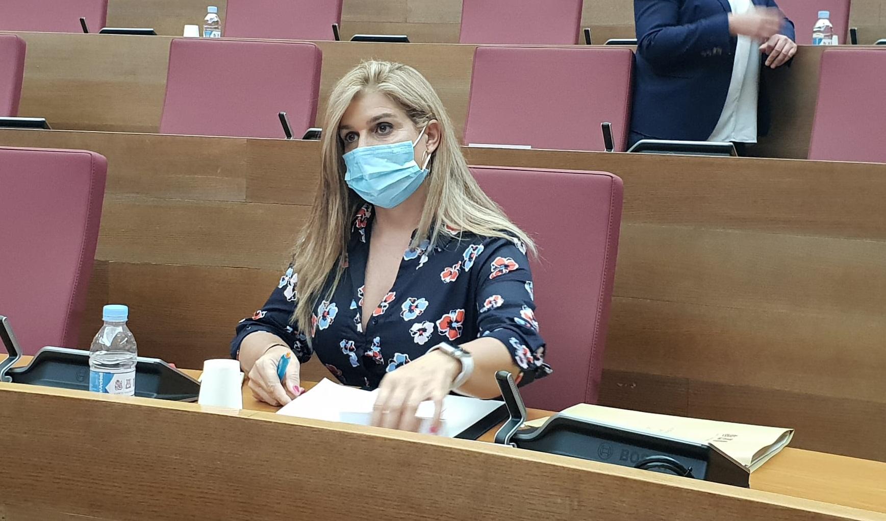 Eva Ortiz desvela que una de las empresas de la trama Puig le pagó 24.392 euros a la empresa de la que el Presidente cobra dividendos