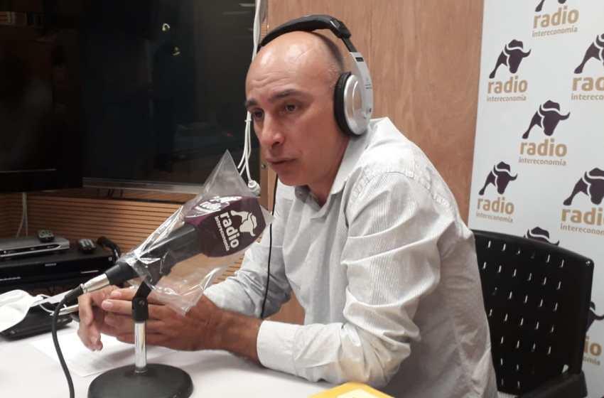 """Fernando del Molino en El Intercafé: """"La partida de 4,5 millones al taxi no va a solucionar el problema pero sí ayuda a subsistir"""""""