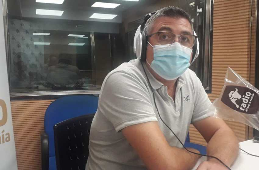 """Rafael Cerezo en El Intercafé: """"No veo justo que los transportistas paguemos dos veces los impuestos de circulación"""""""