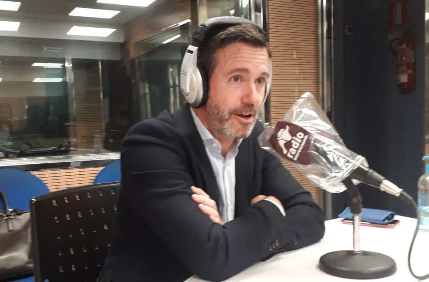 """Rafael Torres en El Intercafé: """"El comercio se queda siempre fuera de las ayudas y no sabemos si es por falta de dinero o de voluntad"""""""