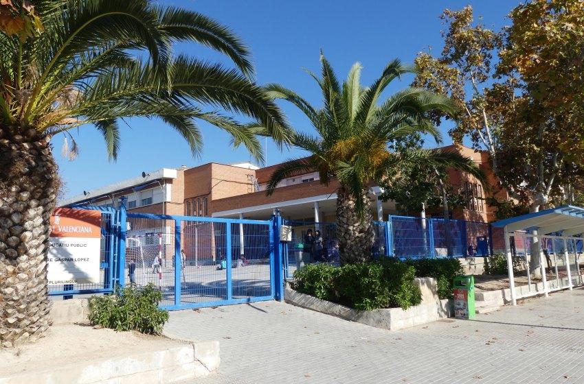Benidorm reforzará la limpieza y desinfección en los colegios y centros educativos municipales para cumplir las directrices de Conselleria