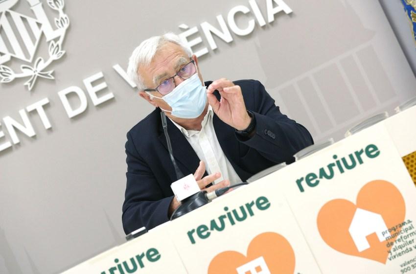 """El alcalde Ribó reclama """"un fondo económico con criterio totalmente poblacional y eliminar la ley Montoro"""""""