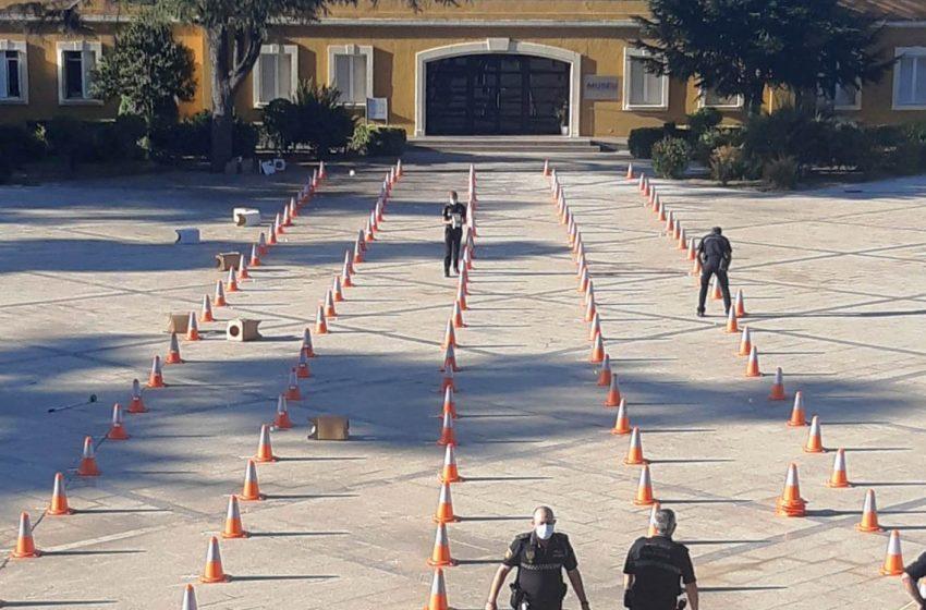 El ayuntamiento de Valencia pone en marcha la mayor oposición de agentes de policía local de la historia