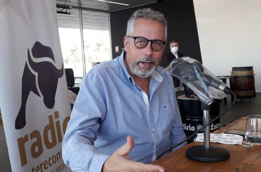 """Evarist Caselles en El Intercafé: """"Empresarios y Generalitat deben colaborar para que el Bono Viatge sea más eficaz"""""""
