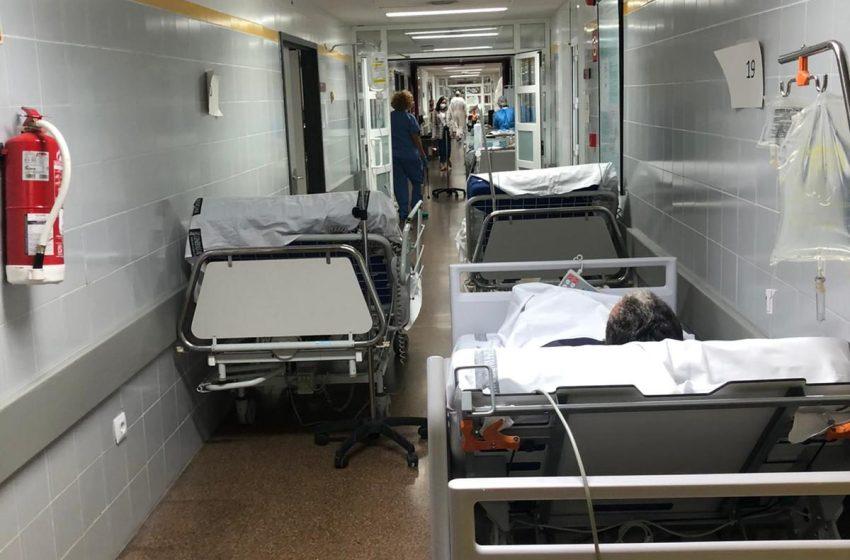 """CSIF avisa de la """"dramática situación"""" en las plantas de hospitalización del hospital de la Ribera y urge a reforzarlas"""