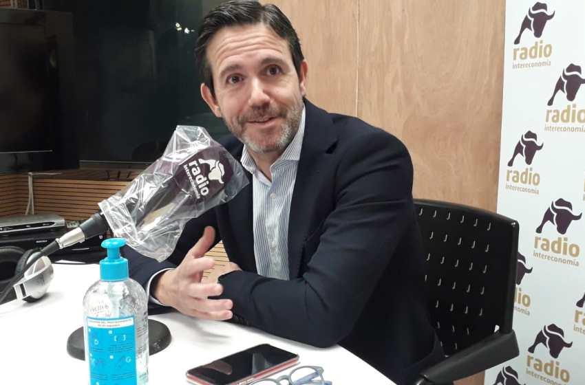 """Rafael Torres (Confecomerç) en El Intercafé: """"No existe ningún diálogo de las administraciones con los sectores económicos para presentar proyectos a Bruselas"""""""