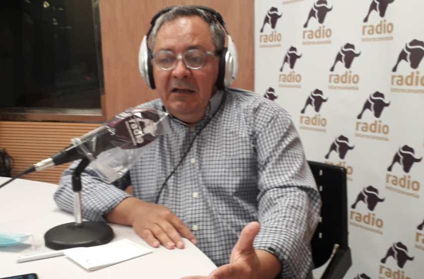 """Ricardo Cebriá en El Intercafé: """"Esperábamos las ayudas al turismo con préstamos bonificados sin pasar por la banca"""""""