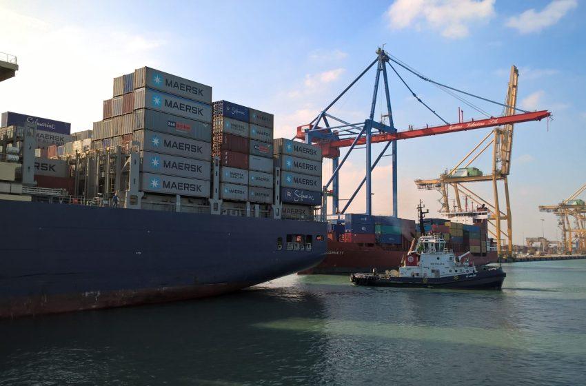 El incremento de las exportaciones e importaciones elevan un 20,5% los tráficos de Valenciaport en noviembre
